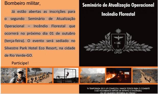 SEMINARIO RIO VERDE