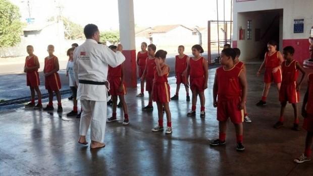 aulas Karatê PROEBOM 12ª CIBM (1)