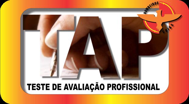 CHAMADA MATERIA SOBRE TAP TESTE DE APTIDÃO PROFISSIONAL