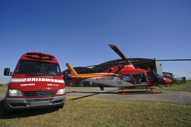 Resgate Aéreo 236