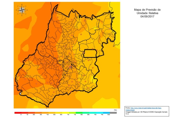 Mapa Modelo Previs_o Umidade Relativa