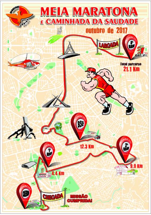 Percurso da Maratona1